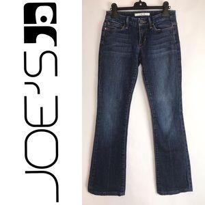 Joe's Jeans Starlet Fit Flare Boot Cut Jean W26